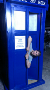 tardis gravity shift