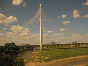 Dallas - Ft Worth bridge